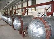 Автоматизированная система стерилизации паром с последующим охлаждением сжатым воздухом