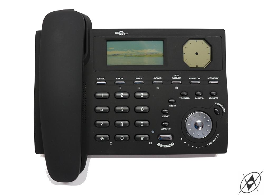 Аттел 212 Телефонный аппарат проводной кнопочный