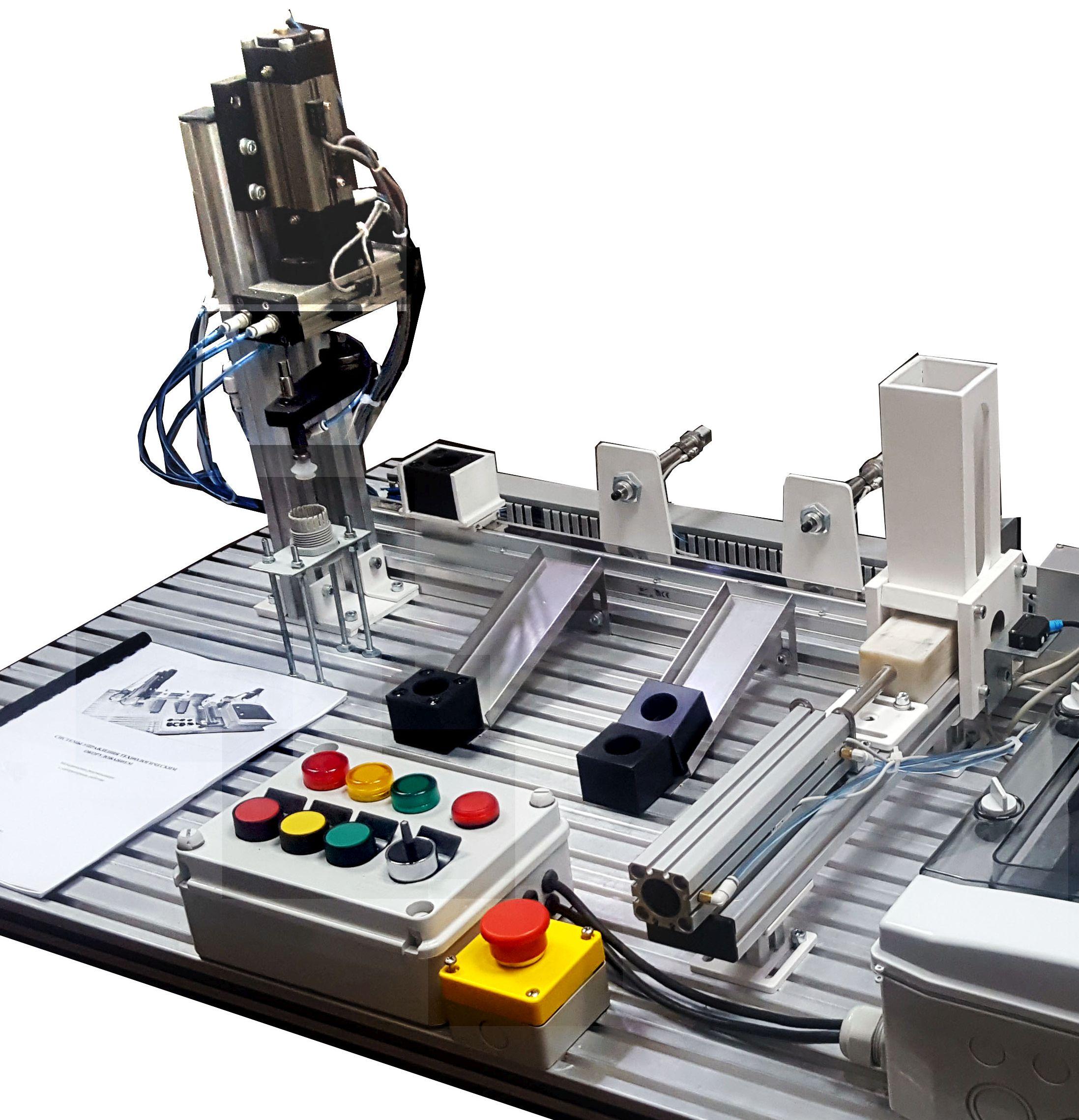 Робото-технологический комплекс